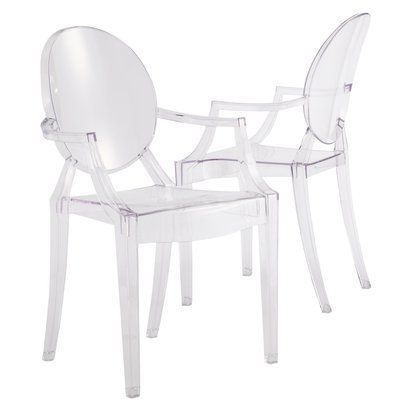 Target Version Of A Ghost Chair 2 For 300 Clear Chairs