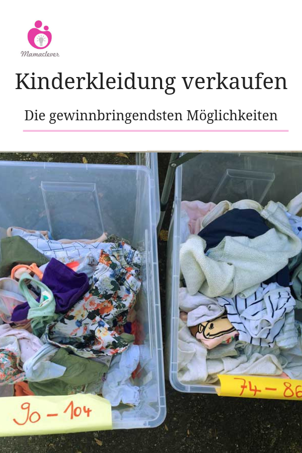 competitive price e4727 122e4 Gebrauchte Kinderkleidung gewinnbringend verkaufen | Ideen ...