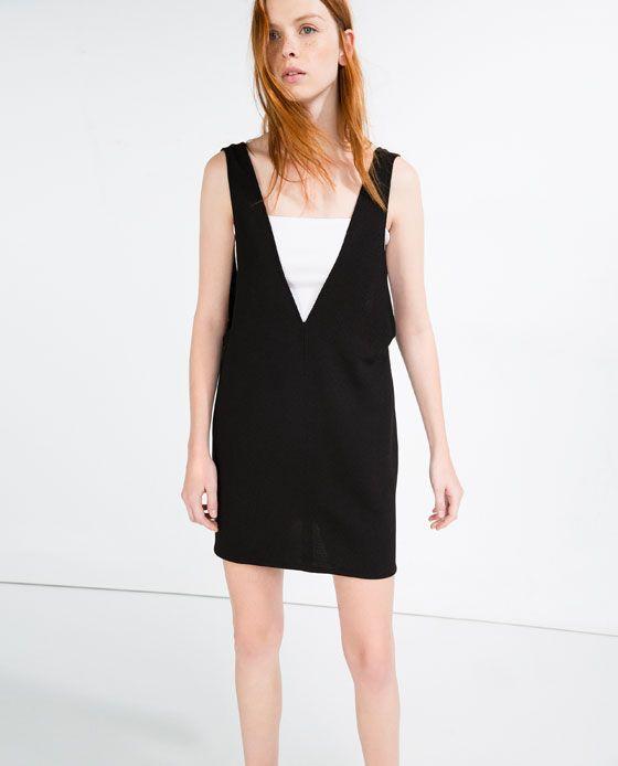 Donna BicoloreOutfit Vestito Zara Vestido BicolorVestidos OiPXZkuT