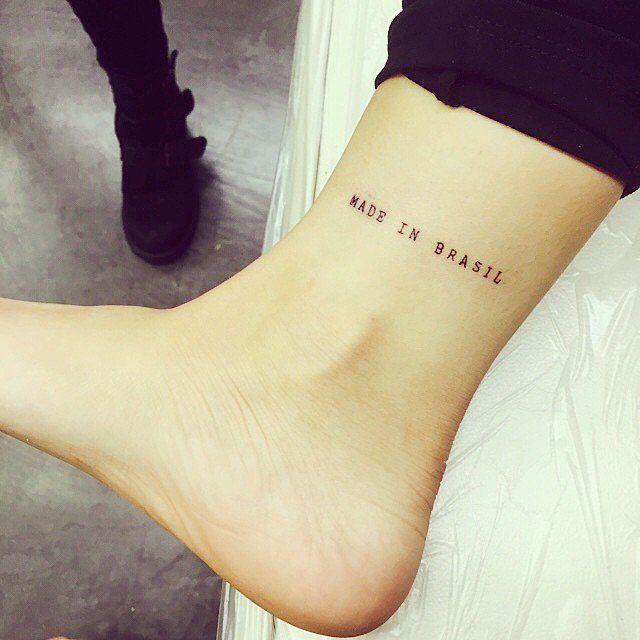 100 Real Girl Tiny Tattoo Ideas For Your First Ink T A T T O O