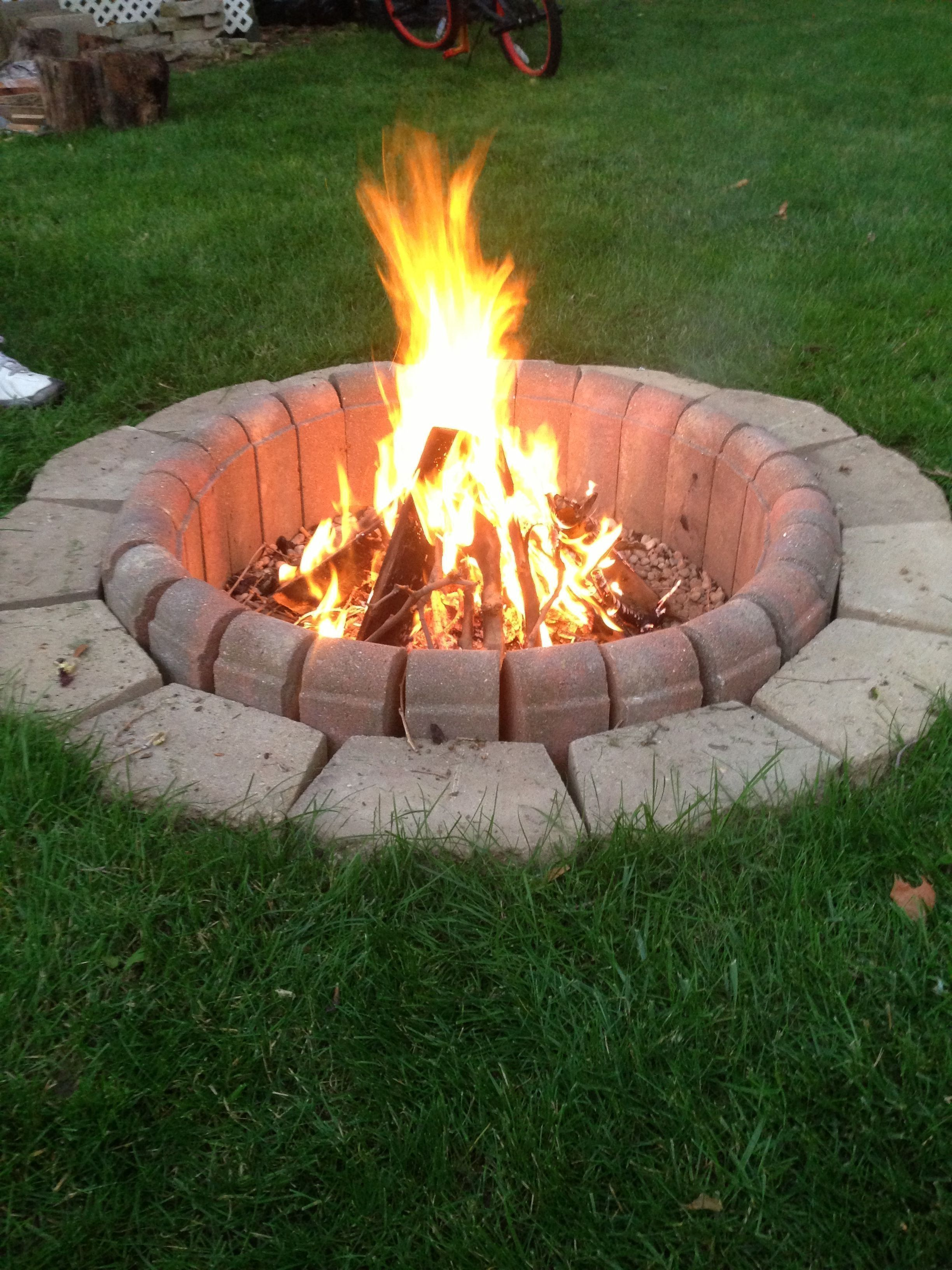 Photo of 64 DIY Small Firepit Ideas for Outdoor To Wram Family – homeridian.com