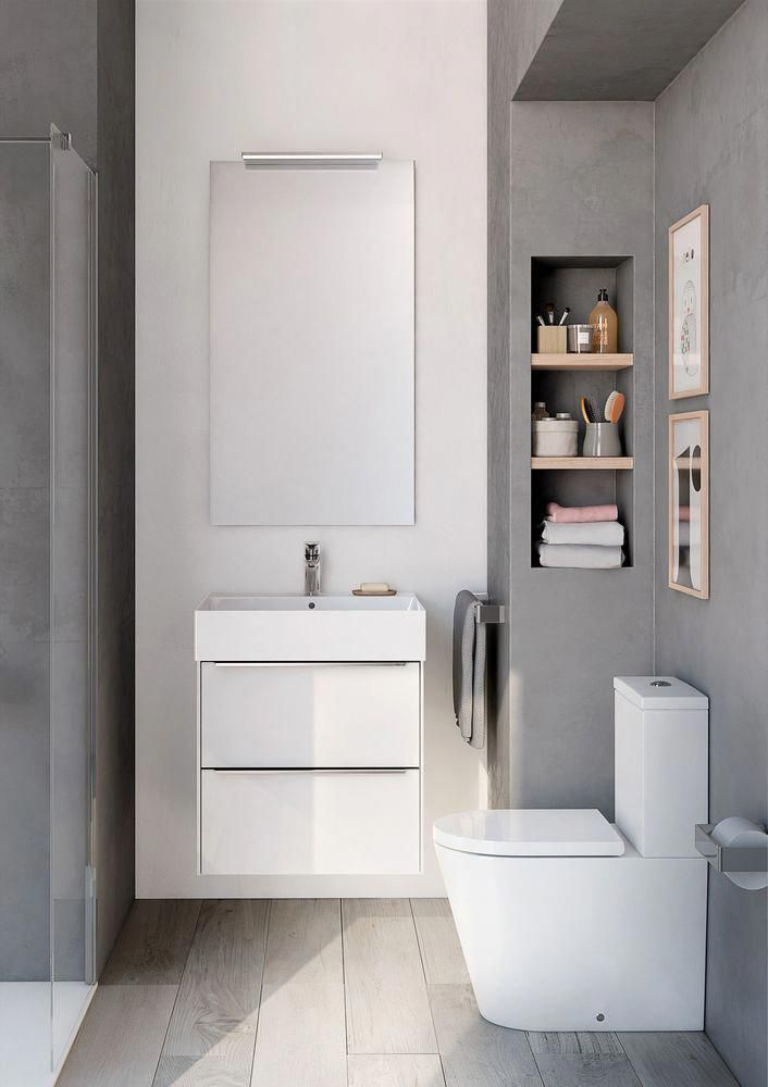 Clever small bathroom ideas to help maximise space # ...