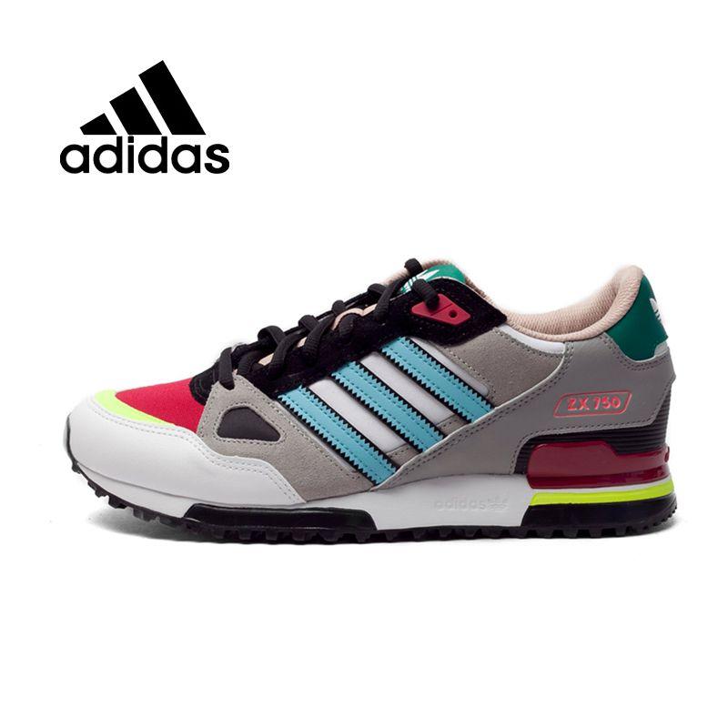 cc3b5422ac4c1 Original Adidas Originals ZX750 men s Skateboarding Shoes AF4609 AF4610 Low  to help sneakers