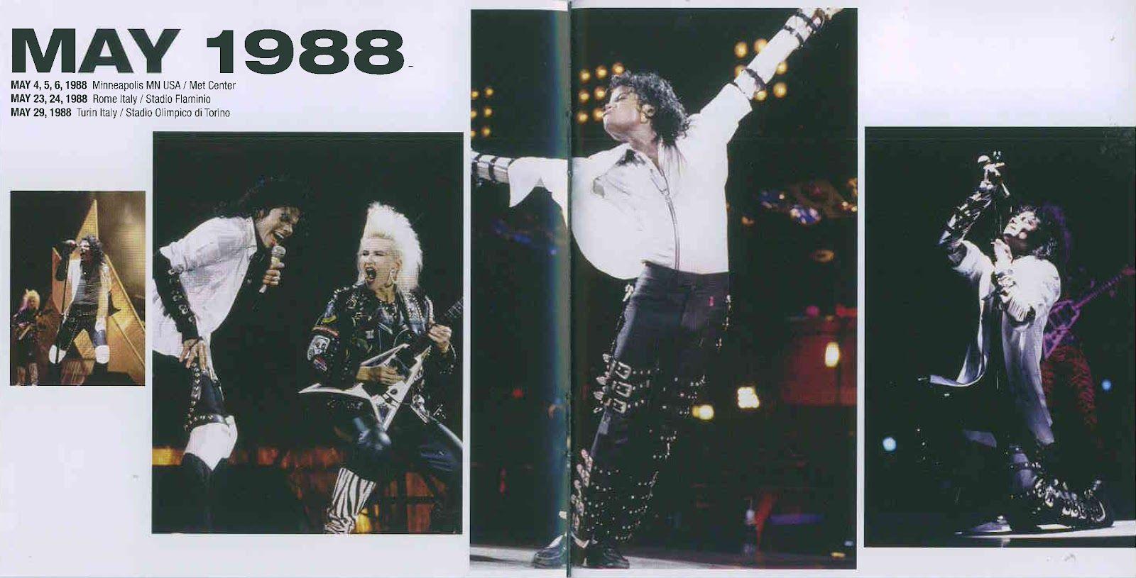 Bad 25 booklet