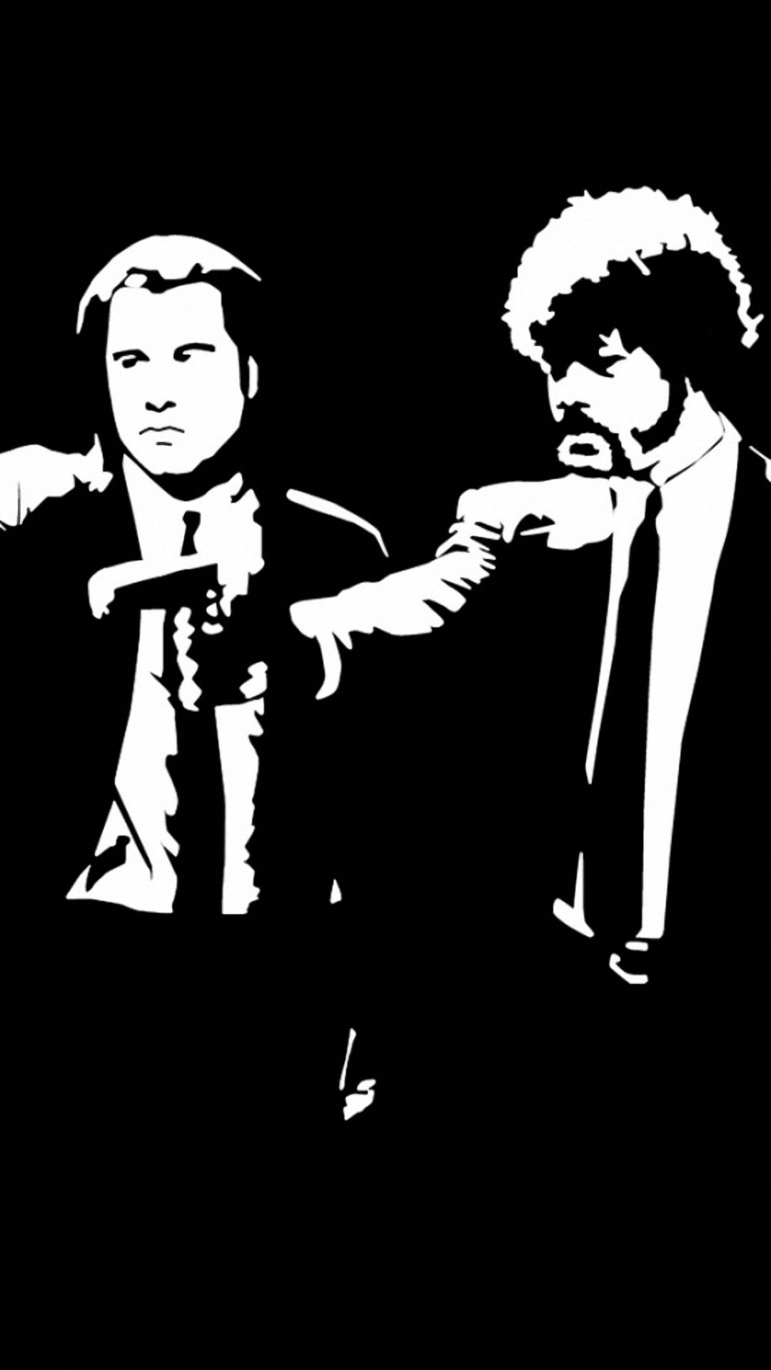 Mobile Users Rejoice Mobile Wallpapers For Ya Tarantino Pulp Fiction Pulp Fiction Quentin Tarantino Pulp Fiction