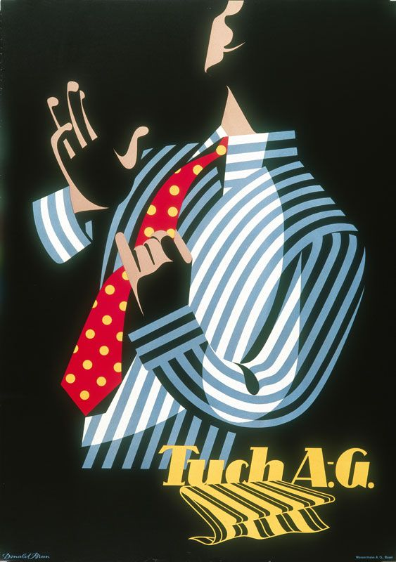 Tuch AG by Donald Brun (1950)
