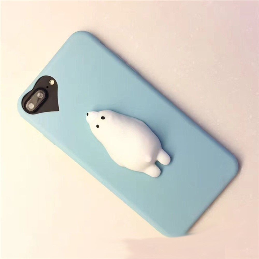 coque iphone 6 3d ours