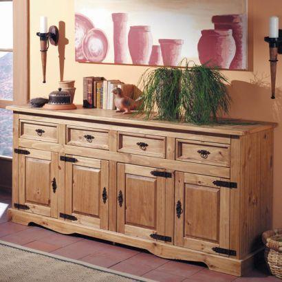 Desormais Disponible Sur Home24 Buffet Par Landhaus Classic Home24 Idee Deco Maison Meuble Cuisine Mobilier De Salon