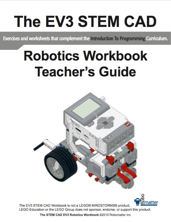 The STEM CAD Workbook Bundle - Building simple machines and