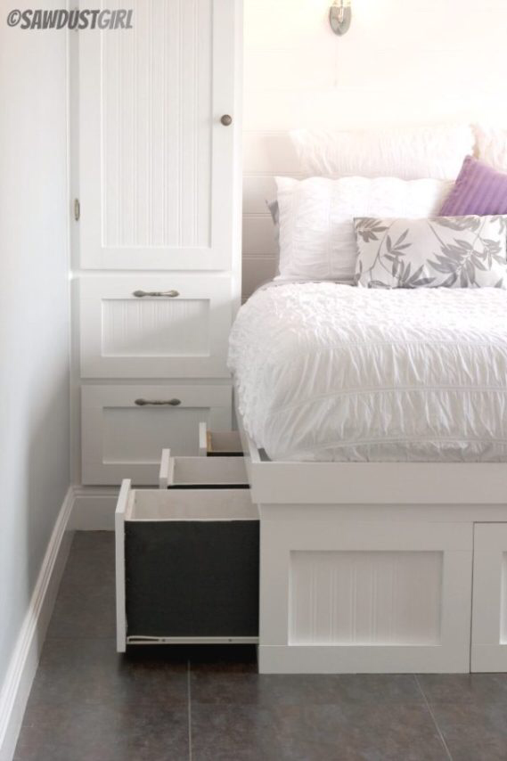 13 Mind Blowing Small Bedroom Storage Ideas For Small