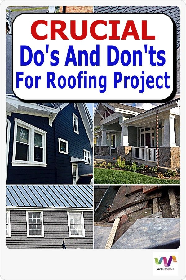 Do You Need A New Roof Get Great Advice Here In 2020 Roofing Professional Roofing Roof Work