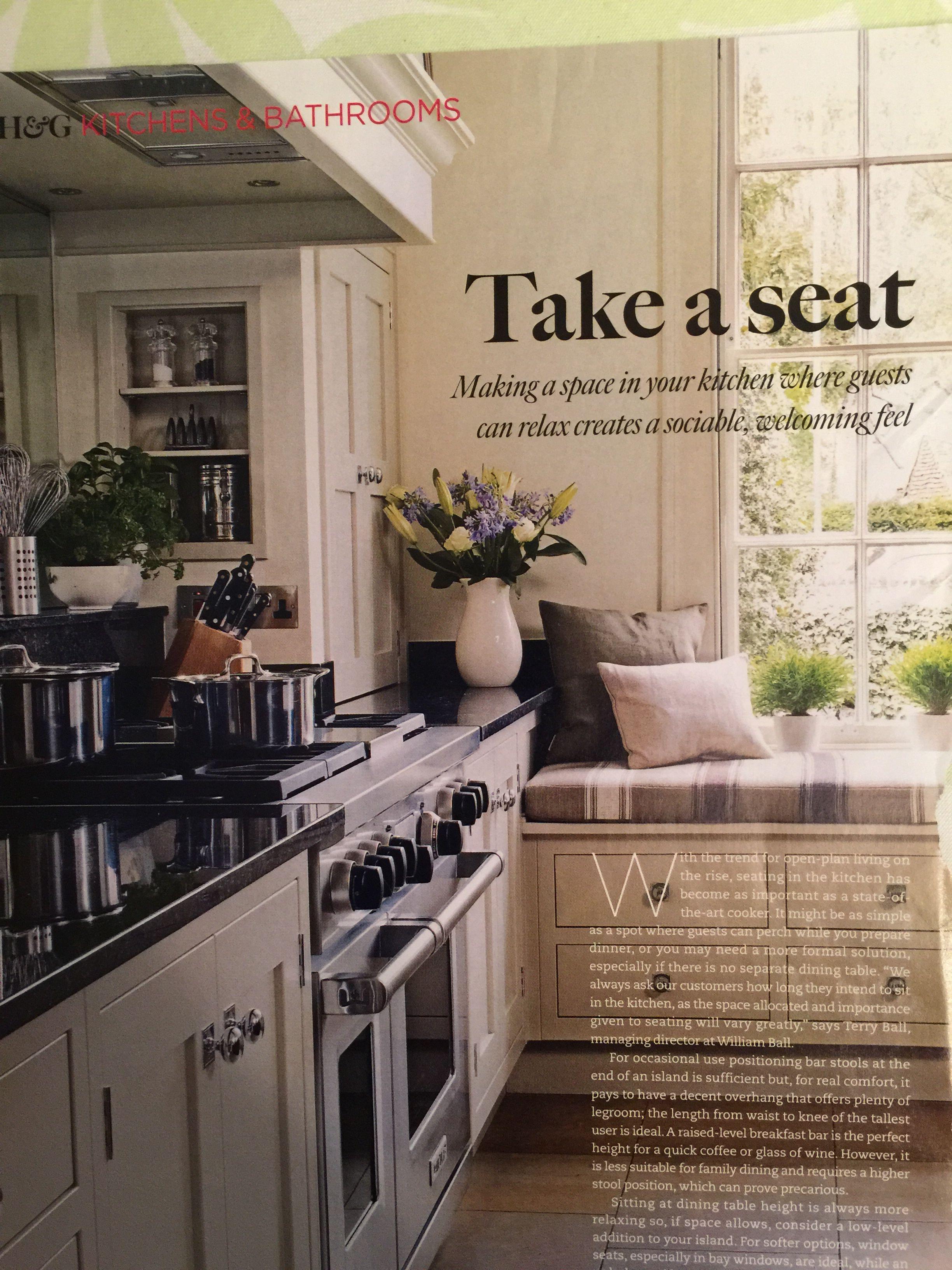 Window seats   Kitchen, Take a seat, Home decor
