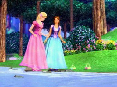 Liana And Alexa Barbie Movies Barbie Barbie Princess