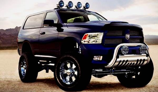 2017 Dodge Ramcharger Concept The New 2017 Dodge Ramcharger Is A