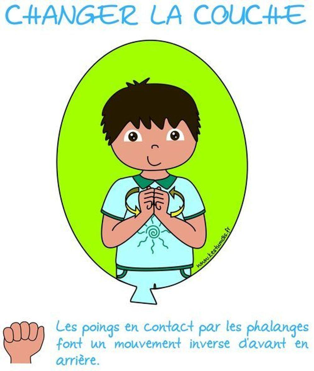 Langue Des Signes Pour Les Bebes Doctissimo Langage Des Signes Bebe Langue Des Signes Langage Bebe