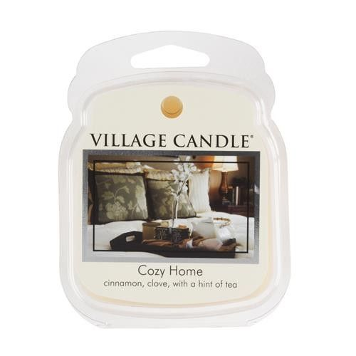 Village Candles Cozy Home Premium Wax Melt Pack £3.50 Free P&P at www.presentandcorrect.co.uk https://www.presentandcorrect.co.uk/	village-candles-cozy-home-premium-wax-melt-pack Cozy HomeCozy Home Premium Wax Melt PackA pot pourri of the finest spices are infused to create this soothing and comforting fragranceSize: Pack of 6 chunksBurn...