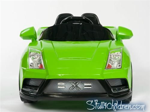 Com Lamborghini Racer X Electric Cars For