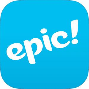 Epic! by Epic! Creations Inc Epic app, Educational apps