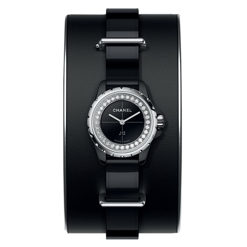 Chanel J12-XS Quartz 19mm h4663   Chanel Watches   Chanel watch ... bc9bcea7ede4