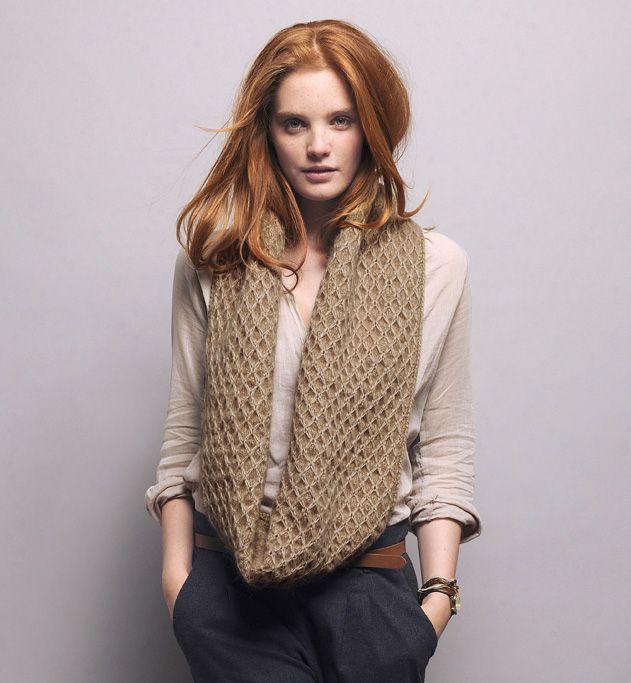 mod le charpe laine mohair soie mod les femme phildar tricot pinterest echarpe laine. Black Bedroom Furniture Sets. Home Design Ideas