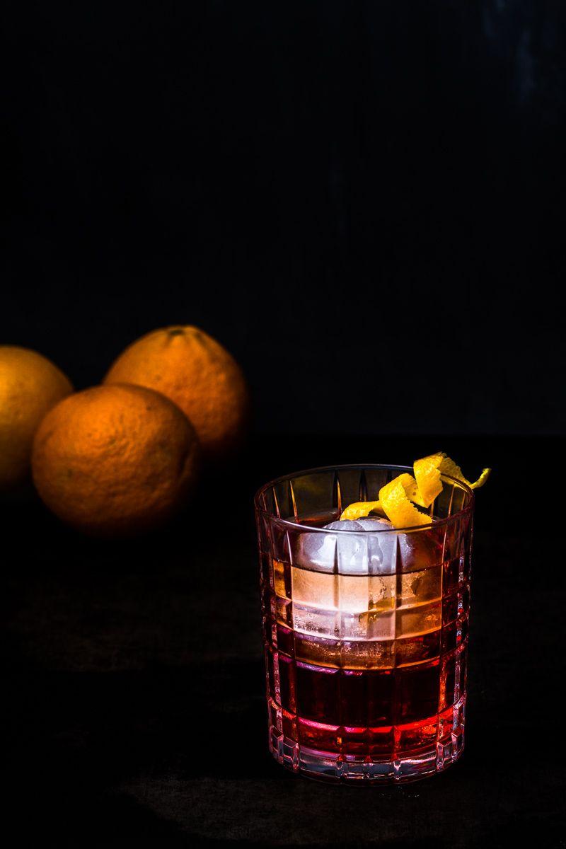 Negroni - Der italienische Cocktail Klassiker | Rezept | Getränke ...