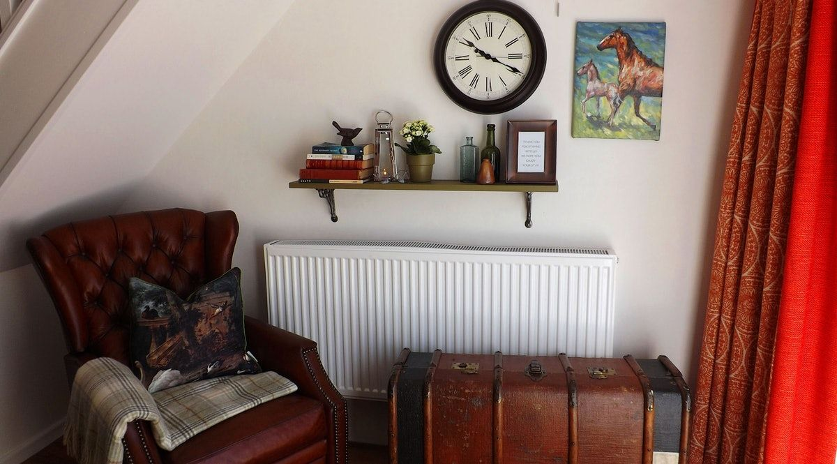 Coach House at Maes y Coed Luxury for two