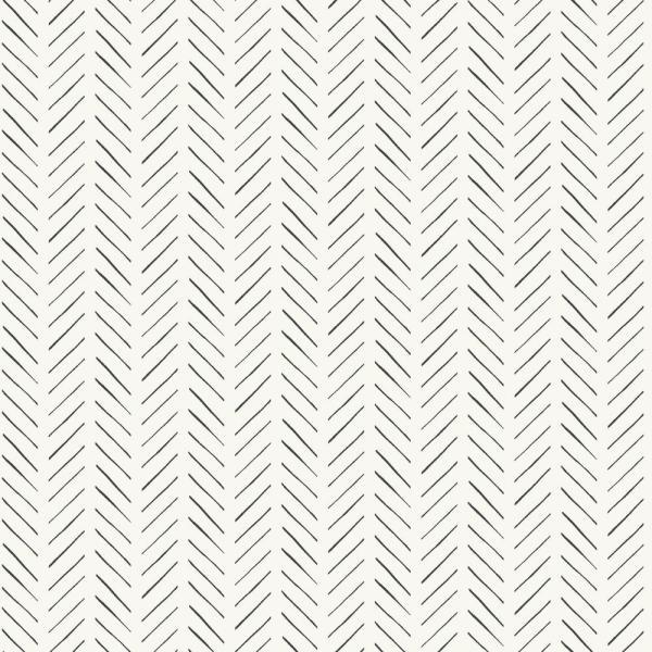 Magnolia Home By Joanna Gaines 56 Sq Ft Pick Up Sticks Wallpaper Mk1170 The Home Depot Herringbone Wallpaper Joanna Gaines Wallpaper Magnolia Homes