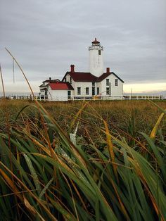 New Dungeness Lighthouse Washington this walk is amazing. but you have to do it fast. haha