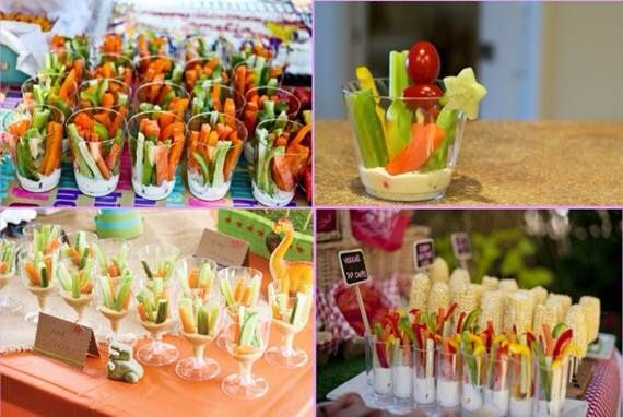 More party foods ideas