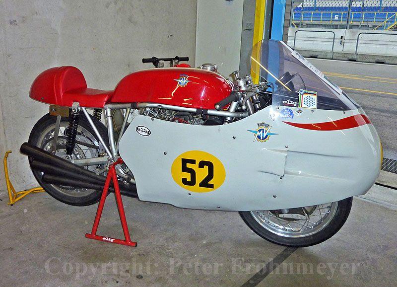 MV agusta 500 6c 1957