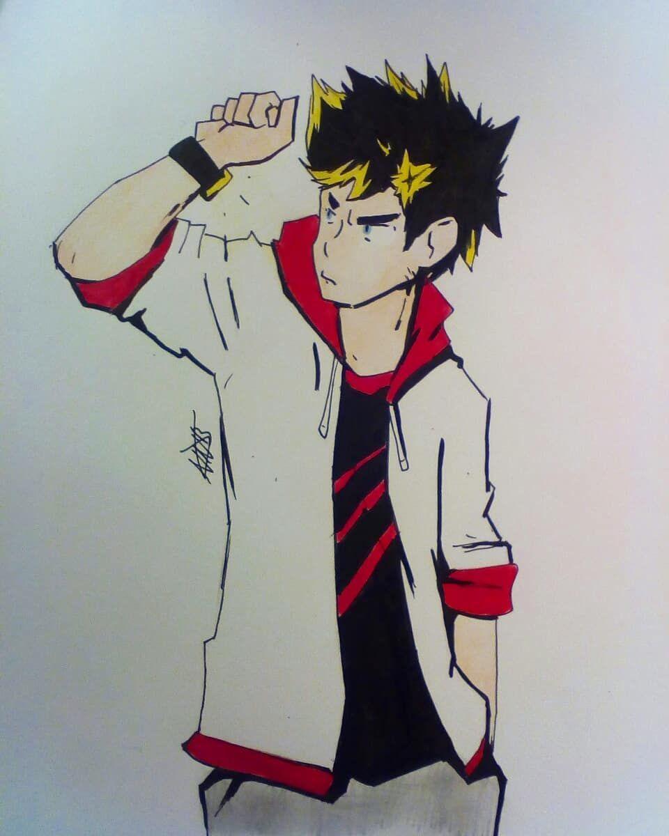1 Dessin Anime Art New Black