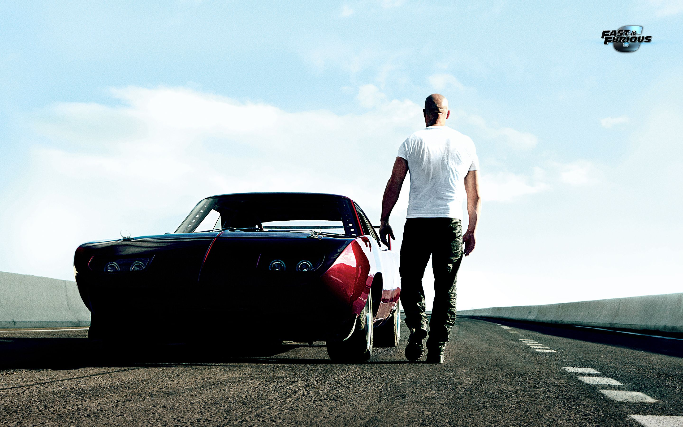 vin diesel muscle car fast and furious 6 wallpaper vin