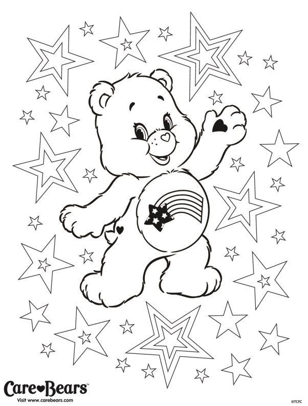 Pin by Lyla Clayton on care bears | Pinterest | Care bears, Bears ...