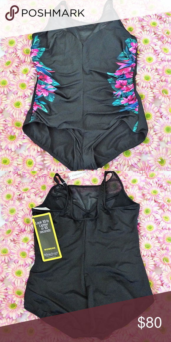 62a4771a42a Hula Honey NWT Junior 1 Pc Tropic Romance Swimsuit Hula Honey One Piece  Junior Tropic Romance Maillot Swimsuit NWT A-5 Color: Olive …