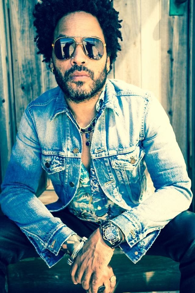 Lenny Kravitz Hands down, the coolest, most charismatic dude on the planet.