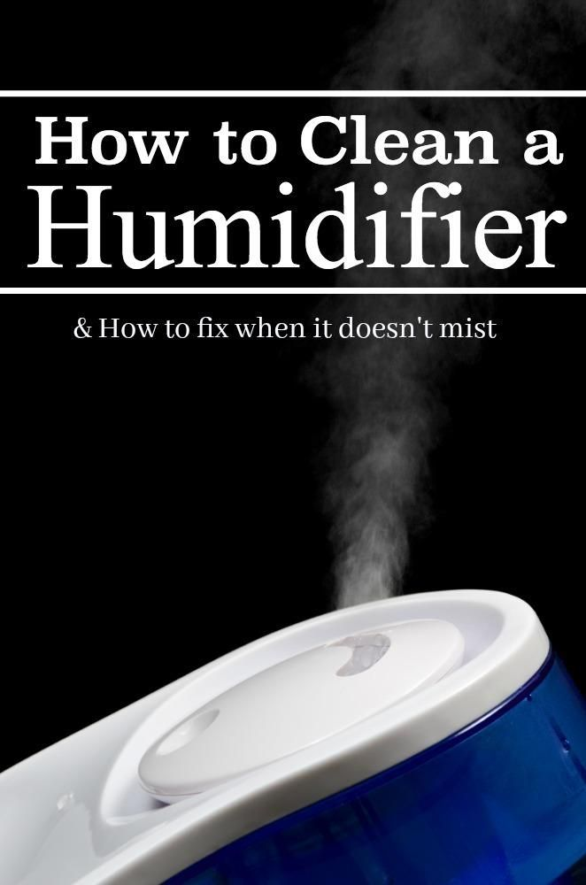 It Is Essential To Clean A Humidifier Routinely To Prevent Mold Or Mildew Follow Our Steps To Clean Learn What Humidifier Cleaning Hacks Deep Cleaning Tips