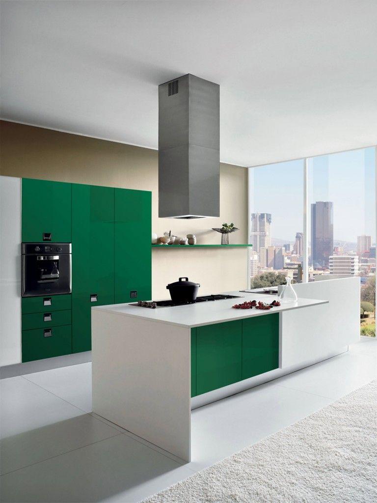 Cucine: colori fluo per arredarla | Cucina Marti | Pinterest ...