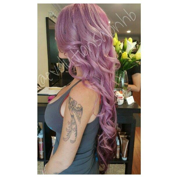 Schwarzkopf Igora Pearlescence Pastel Candy Pink Hair ...