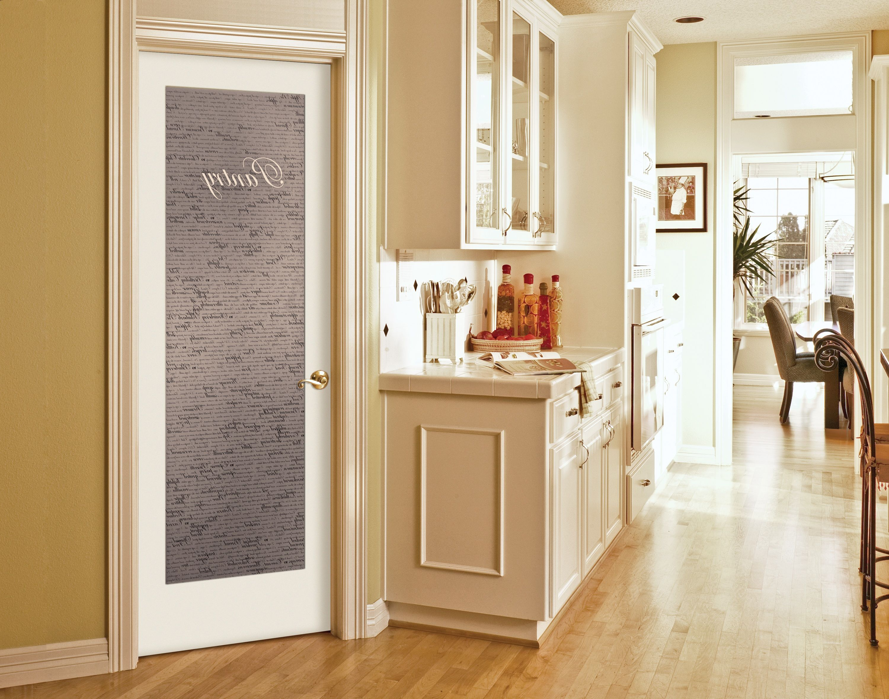 10 Creative Pantry Door Ideas For