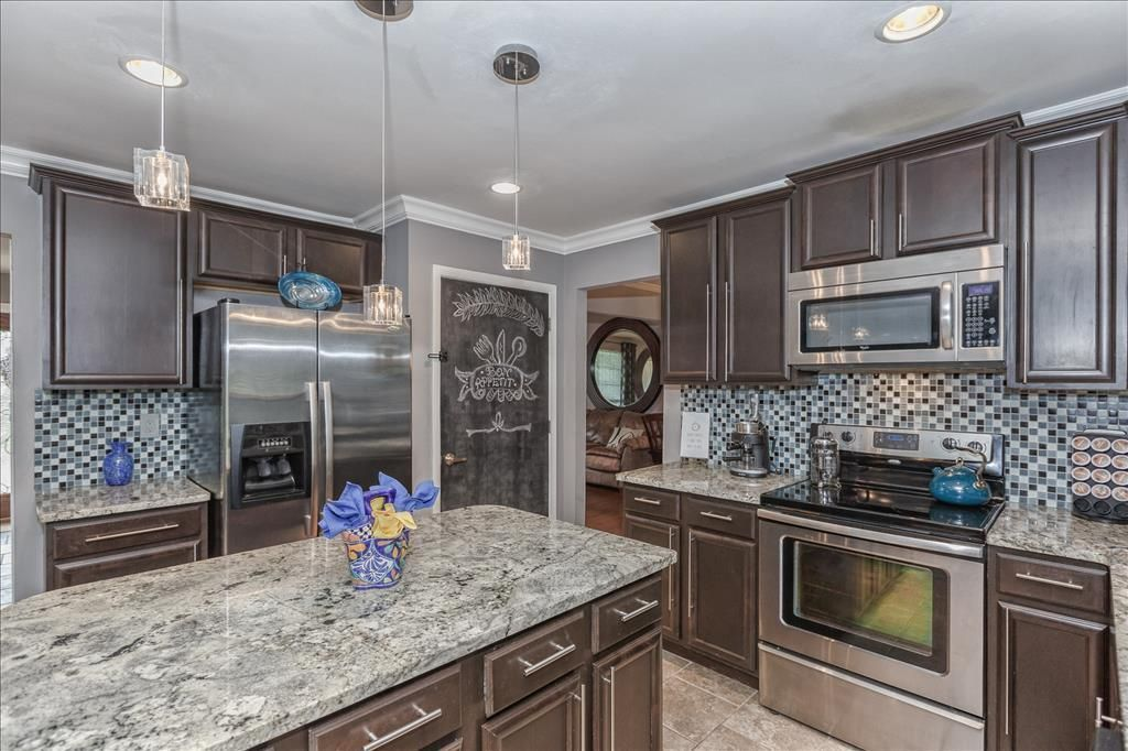 silver cloud granite Google Search Kitchen