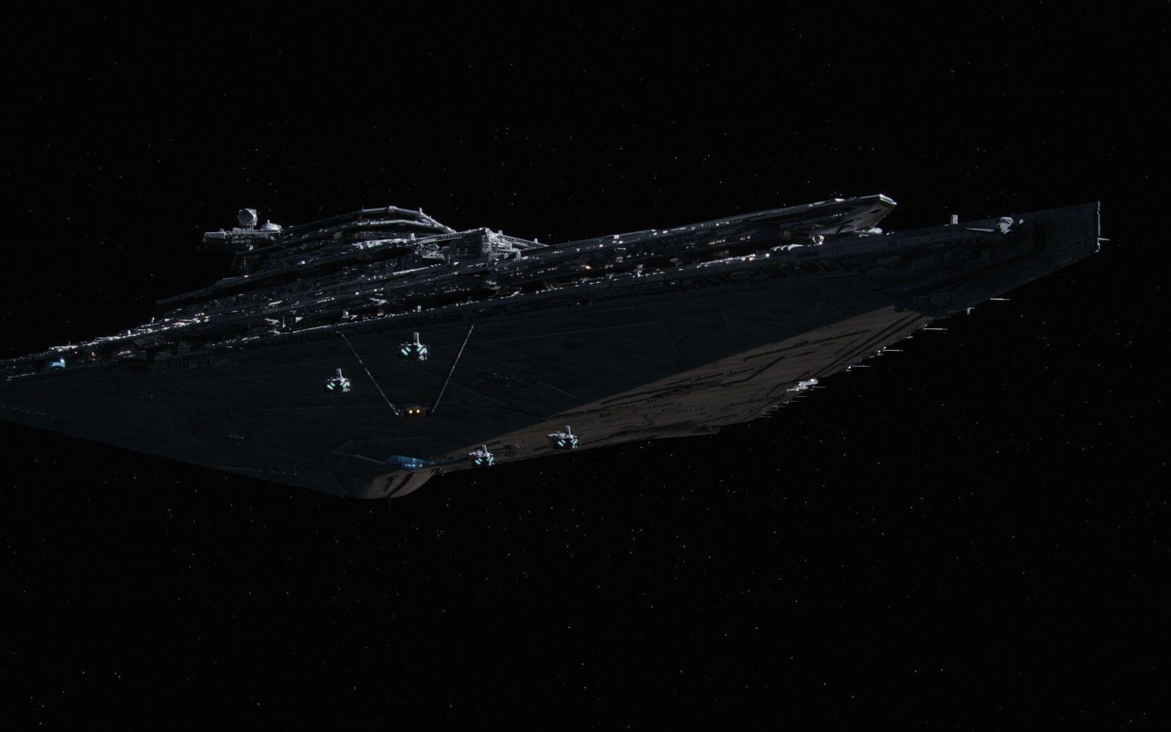 Star Wars Resurgent Class Star Destroyer
