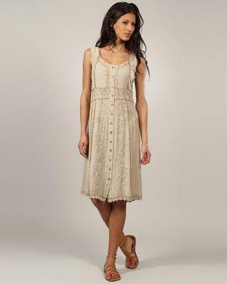 Designer : DRESSES OUTLET - BEIGE SAHARA SLEEVELESS LONG DRESS WITH ROUND NECK - $21 Today on Mynetsale.com.au!