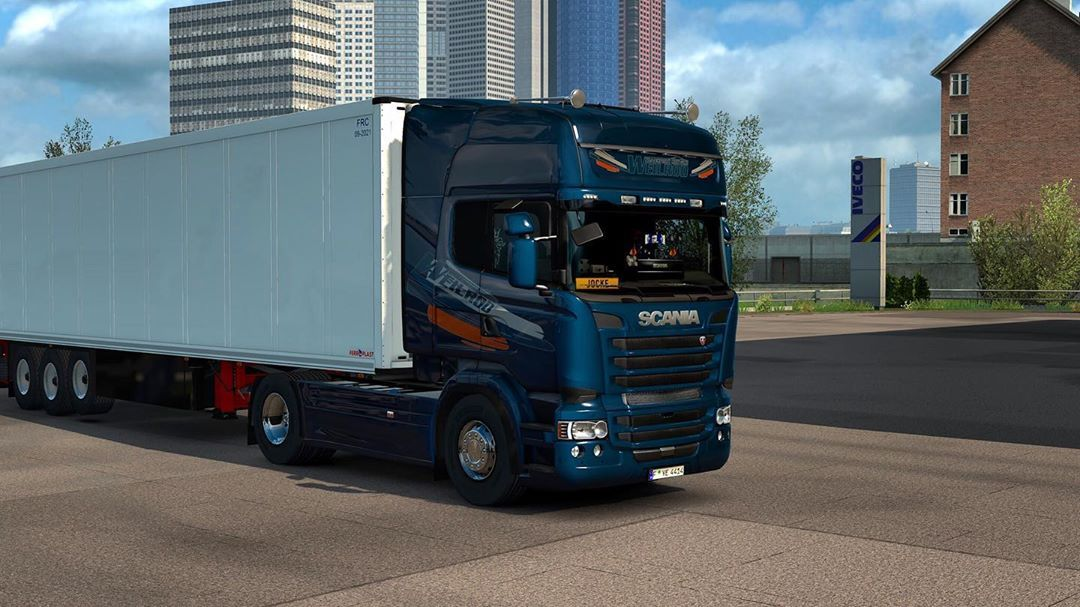 "WTS ETS2 on Instagram: ""#eurotrucksimulator2 #ets2"