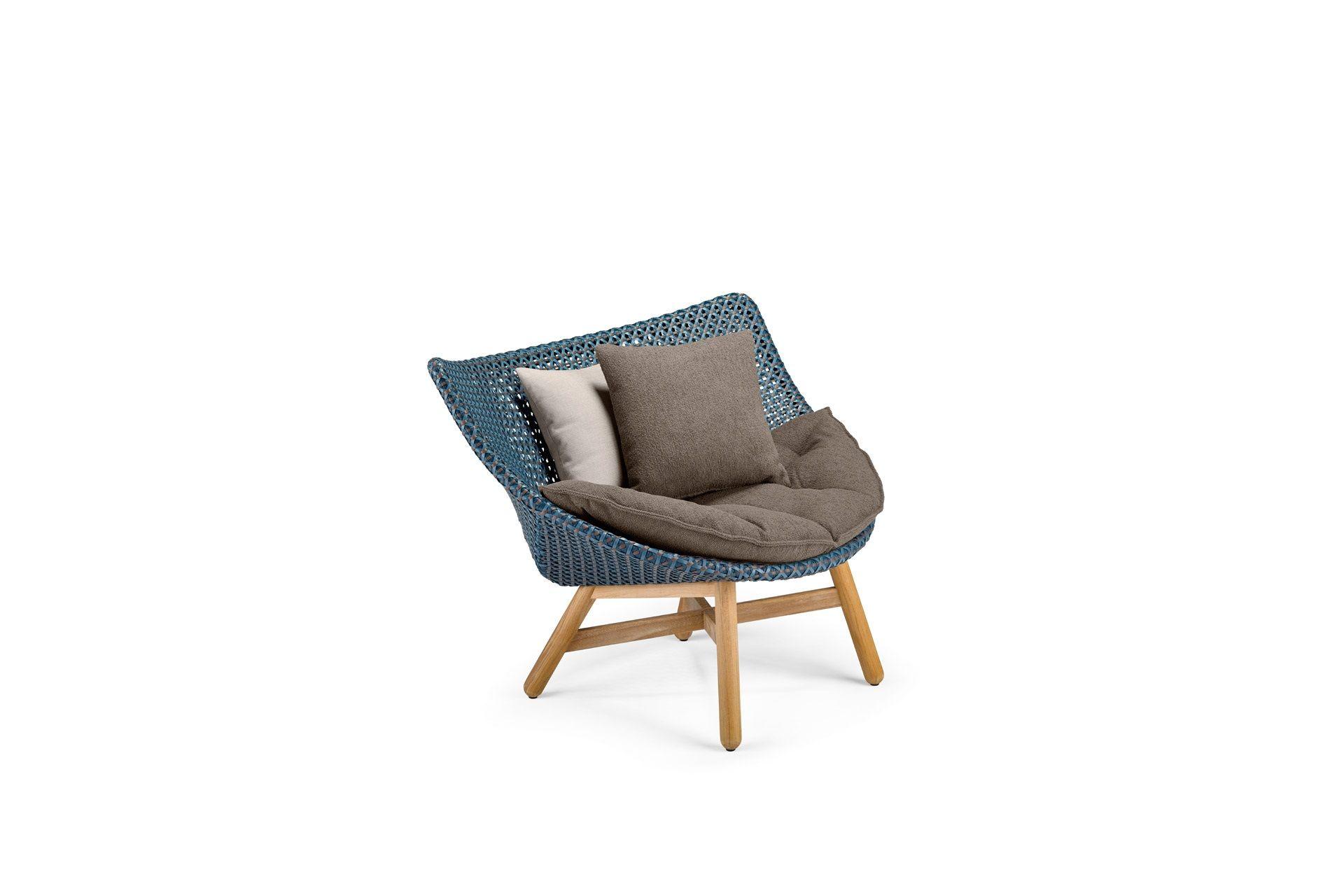 Dedon Mbrace Lounge Chair Courtyard Lounge Sessel Garten Aussenmobel Sessel