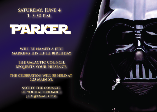 Awesome star wars birthday invitations ideas for kids download awesome star wars birthday invitations ideas for kids download this invitation for free at http filmwisefo Choice Image