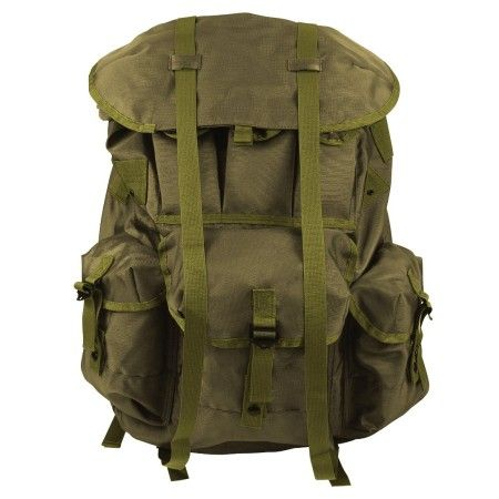 Medium G I Type Alice Pack Without Frame Milsim Tactical Gear Tactical Bags Tactical Backpacks Larp Zombie Backpacking Packing Survival Backpack Rucksack Bags