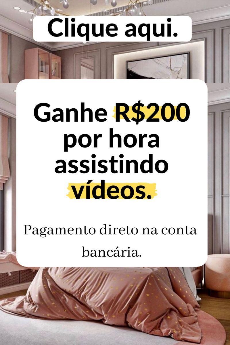Ganhe dinheiro assistindo vídeos