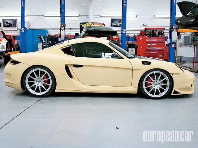 2007 Porsche Cayman Body Kits Porsche Porsche Cayman S Porsche 944