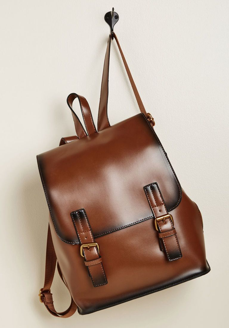 c018539180bc Pack and Choose Backpack Brown Backpacks