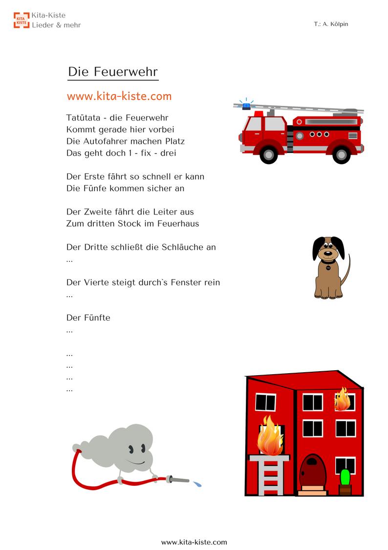 """Photo of #feuerwehr – fingerspilling for # krybbe og # barnehage – fra """"rim og dikt …"""